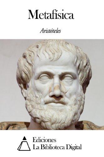 Metafísica por Aristóteles
