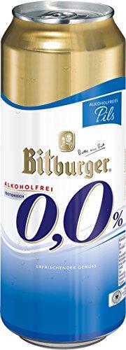 Bitburger Pils Alkoholfreie (24 x 0.5 l)
