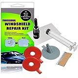 PassionIn Windshield Repair Kits DIY Car Window Glass Scratches Restore Tool Windscreen Polishing Repair Tool Set for Chips Cracks