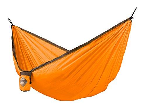 Firma Swing (LA SIESTA - Colibri Orange - Einzel-Reisehängematte inkl. Befestigung)