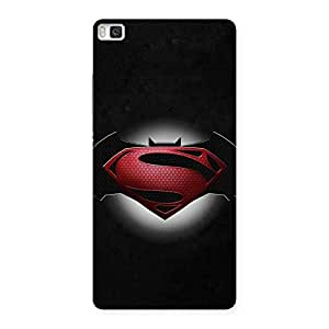 Knight Rivals Back Case Cover for Huawei P8
