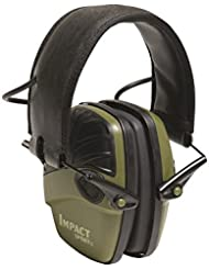 Howard Leight Impact Sport electronic Earmuff for Shooting and Hunting