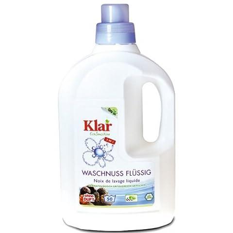 Klar Soapnut Detergent 1.5Litre 1896150
