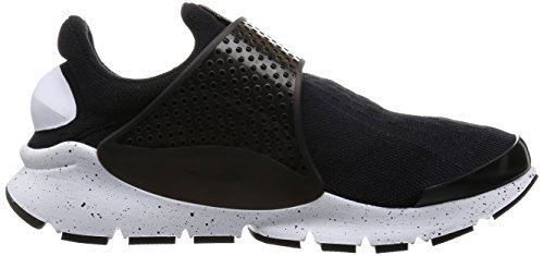 Nike Sock Dart Se, Chaussures de Sport Homme Noir / Noir-Blanc