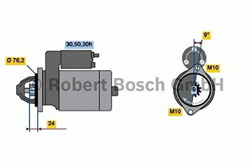 BOSCH 0986016920 Starter -