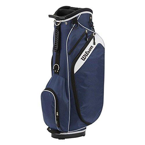 Wilson Golf WGB3304BU Sac Chariot Homme, Bleu, Taille Unique