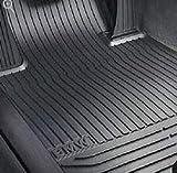 Original BMW Gummifußmatten LHD vorne für 5er F10 F11