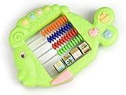 MAGELIYA Tian-K, Juguetes educativos para niños y niñas, Rompecabezas para bebés, Juguete de ábaco de educació