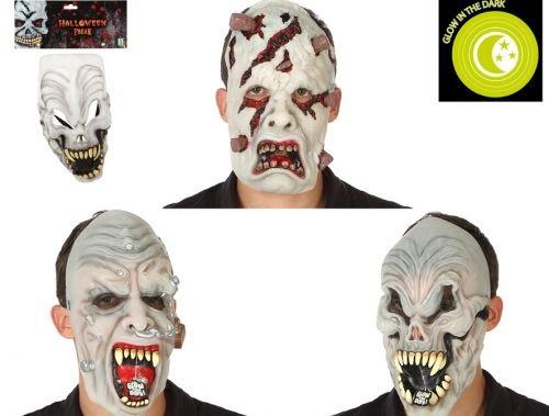 Maska Potwór Latex Halloween