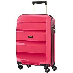 American Tourister Bon Air - Equipaje de Mano, Rosa (Azalea Pink), S (55cm-31.5L)