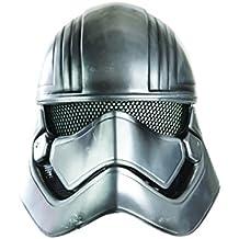 Star Wars - Mascara 1/2 Capitan Phasma, talla única (Rubie'S Spain 32303)
