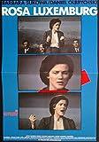 Rosa Luxemburg (1985) | original Filmplakat, Poster [30 x