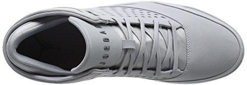 Nike Jordan Flight Origin 4, Scarpe da Basket Uomo Grigio (Wolf Gr E Y Cool Grey 005)
