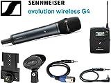 Sennheiser portables Drahtlos-Handmikrofon-Set (EW 135P G4-B)