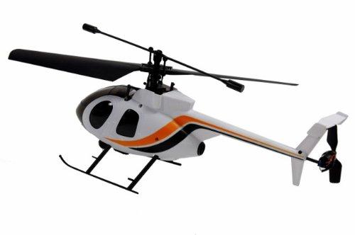 Nine Eagles Bravo SX 4-Kanal RC Hubschrauber - 3