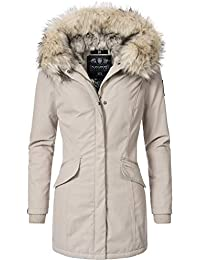 ee8929fbe4cc Navahoo Damen Winterjacke Winterparka Cristal 5 Farben XS-XXL