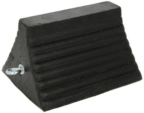 Roadblock RC815 Unterlegkeil aus Gummi, 25,4 x 20,3 x 15,2 cm, Schwarz