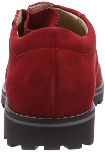 Diavolezza  PETER, Chaussures confortables  mixte enfant Rot (Red)