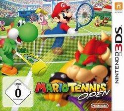 Preisvergleich Produktbild Mario Tennis Open 3DS