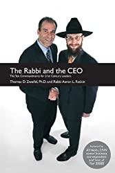 The Rabbi and the CEO: The Ten Commandments for 21st Century Leaders (English Edition)