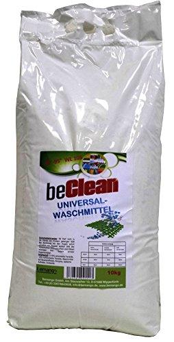 Waschpulver beClean 10 kg Sack