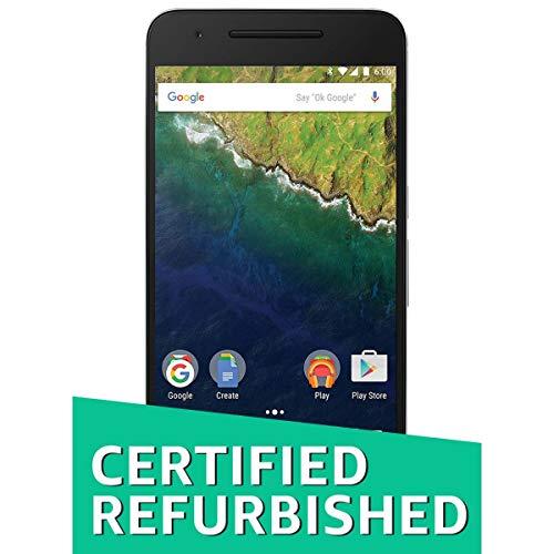 (Certified REFURBISHED) Huawai Nexus 6P H1512 (Grey, 64GB)