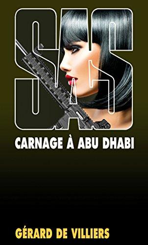 SAS 59 Carnage à Abu Dhabi par Gérard de Villiers