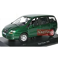 Fiat Story Ulysse 2002 MODELLINO +BOX DIE CAST 1:43 MODEL Fiat Collection