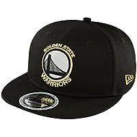 New Era 9Fifty Team GITD NBA Golden State Warriors Gorra New Era Negro 55ee73111b8