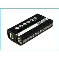 Amsahr Batterie de remplacement pour Sony MDR-RF860 MDR-RF4000 MDR-RF970 MDR-RF970RK MDR-RF925 MDR-RF925RK MDR-RF4000K MDR-RF860RK MDR-RF850 MDR-RF850RK MDR-RF840 MDR-RF840RK MDR-RF810, MDR-RF810RK