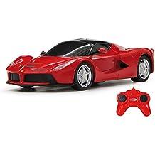 Jamara Ferrari LaFerrari Vehículos de Control Remoto, Color Rojo (404521)