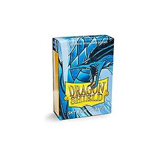 Arcane Tinmen ApS ART11119 Dragon Shield Japanese Himmelblau Card Game