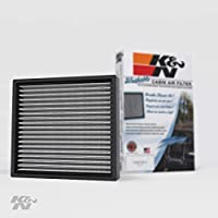 K&N Premium Cabin Air Filter: High Performance, Washable, Lasts for the Life of your Vehicle: Designed For Select 2000-2019 Toyota/Subaru/Land Rover/Jaguar/Lexus/Scion Vehicle Models, VF2000