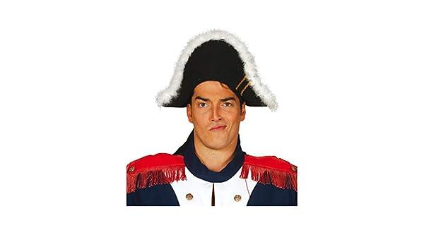Napoleone cappello nero  Amazon.it  Giochi e giocattoli 6d2ba1b410f2