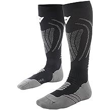 Dainese HP Socks Calcetines de Esquí, Hombre, Stretch-Limo/Gunmetal, ...