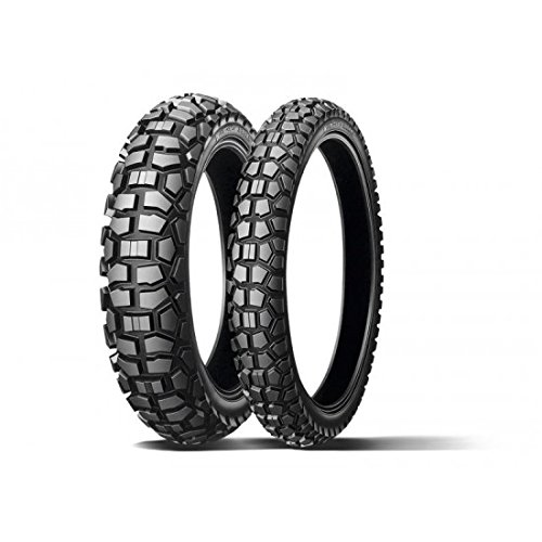 Pneu dunlop trail on/off bias d605f 70/100-19 tt 42p - Dunlop 574629184