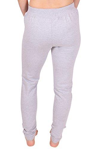 University of Whatever - Pantalon de survêtement Slim Fit - Femme - Varsity Gris