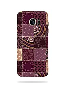 alDivo Premium Quality Printed Mobile Back Cover For Samsung Galaxy S7 Edge / Samsung Galaxy S7 Edge Printed Mobile Case / Back Cover (GD508)