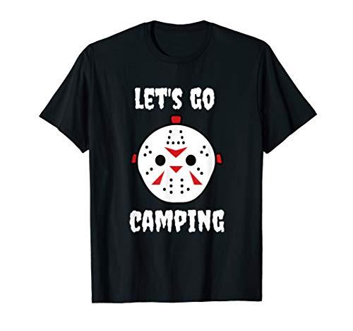 Jason Horror Halloween Kostüm Geschenk T-Shirt (Jason's Freundin Kostüm)