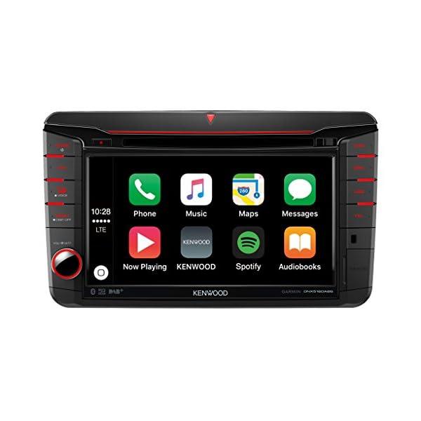Kenwood DNX525DAB – VW 2DIN Navigation Multimedia Autoradio DAB 413LaO 2BZNxL