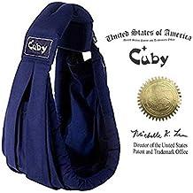 CUBY - Porte bébé Connection - Ergonomique de la naissance à 36 mois - Le  porte 138a268d290