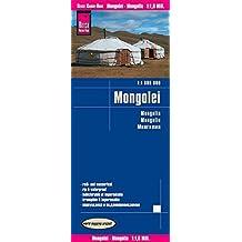 Mongolie : 1/1 600 000