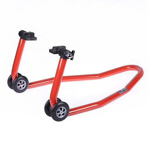 MotoLibre - Soporte de montaje para rueda trasera, Yamaha MT-07 Moto Cage...