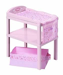 baby annabell 364031 792377 table langer accessoire pour poupon jeux et jouets. Black Bedroom Furniture Sets. Home Design Ideas