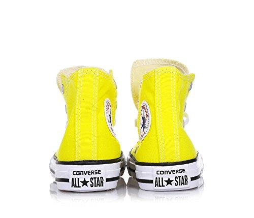 CONVERSE Kind / oder hohe Turnschuhe 355738C CTAS HALLO YELLOW Yellow
