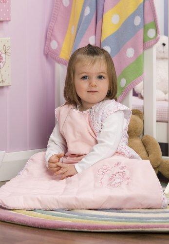 Slumbersac - Sacco A Pelo Invernale 2.5 Tog Per Bambini 90Cm/6-18 Mesi - Bambolina