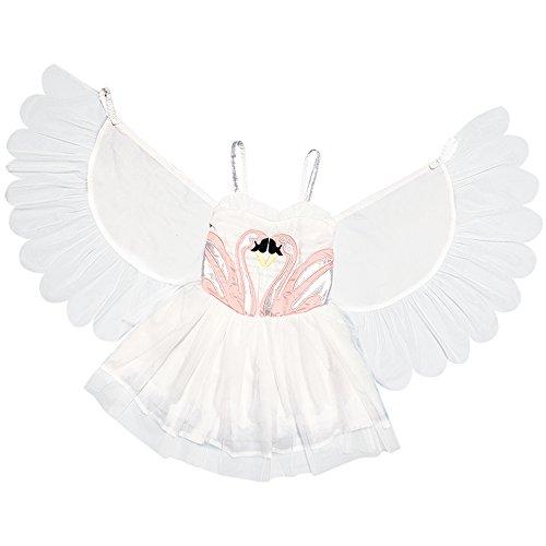 Das beste Kinder Baby Mädchen Flamingo Einhorn Prinzessin -