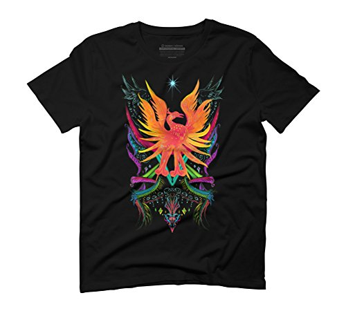 fenix-mens-3x-large-black-graphic-t-shirt-design-by-humans