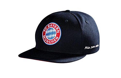 Preisvergleich Produktbild FC Bayern München Baseballcap Snapback Logo navy