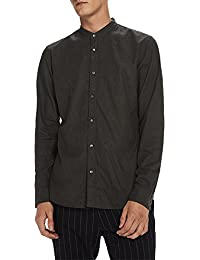Scotch & Soda Collarless Shirt | Slim Fit, Chemise Casual Homme